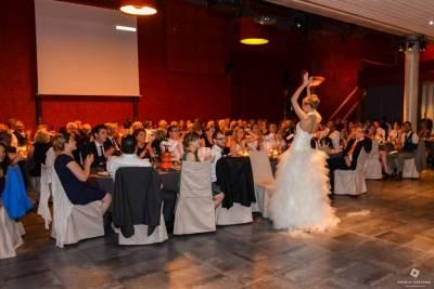 Soiré de mariage au Carré du Helin