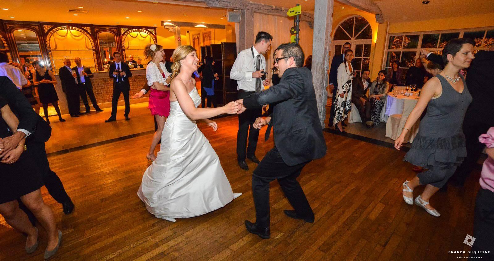 Soirée de mariage à l'Alta Ripa en Belgique
