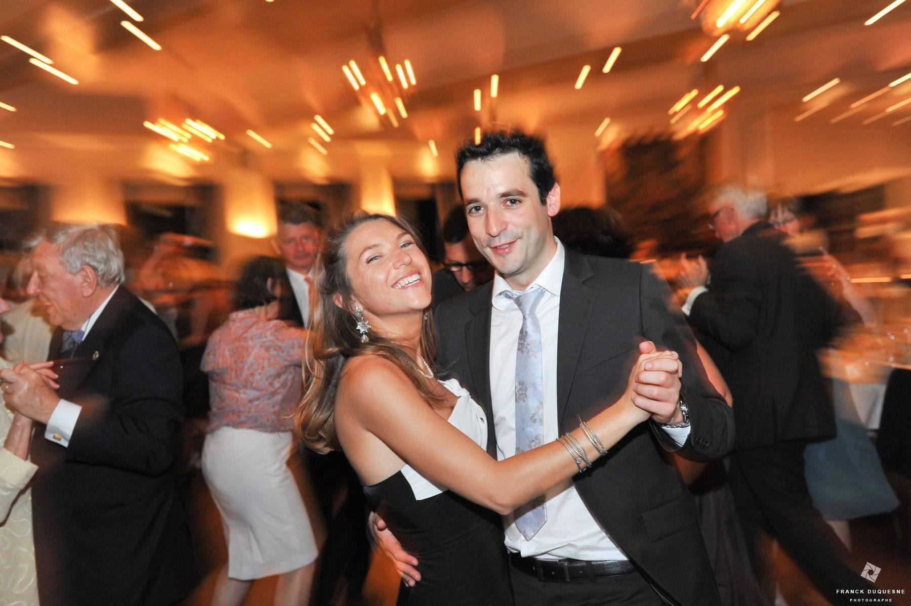 Photo de danse en soirée de mariage