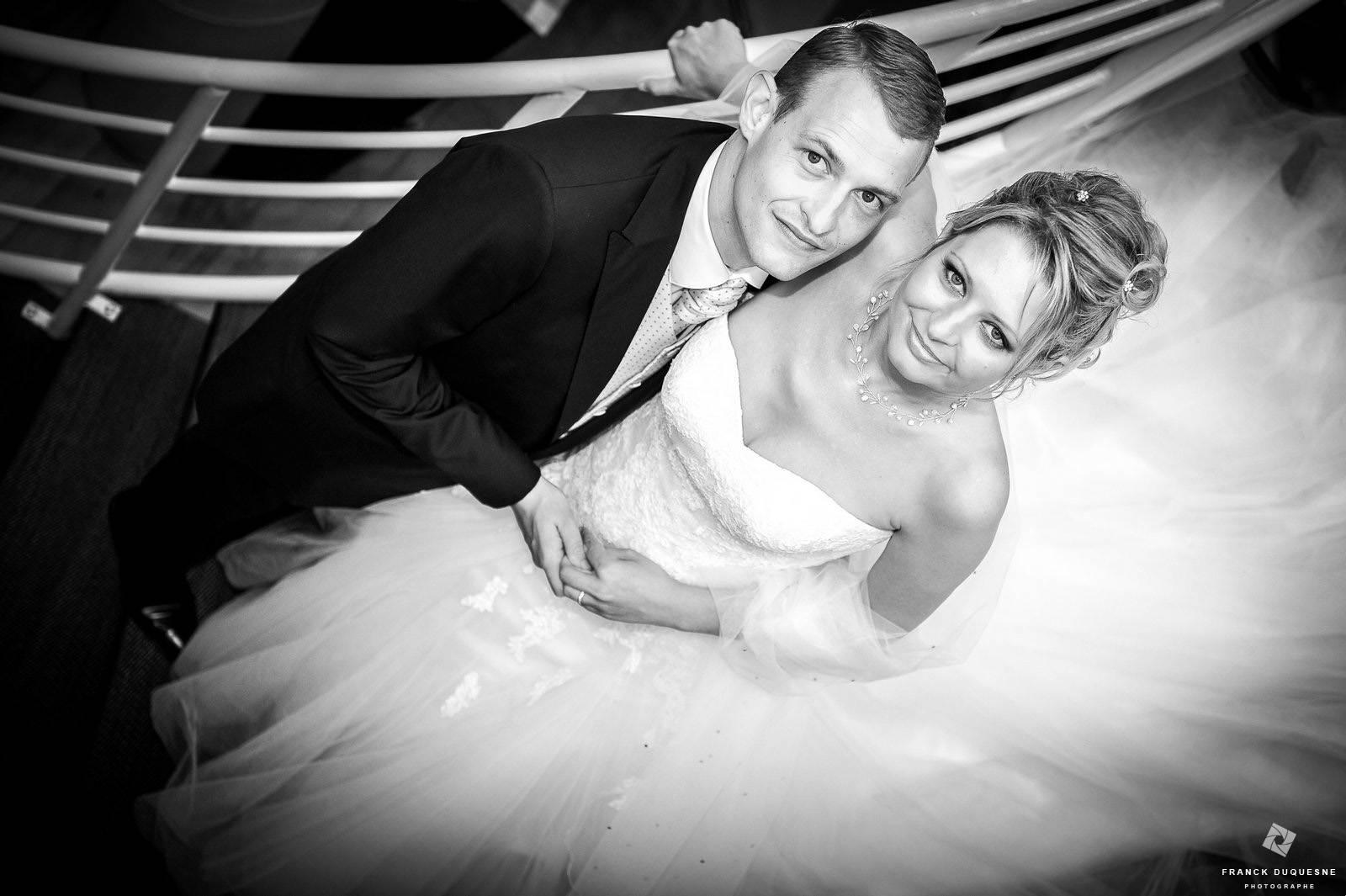 mariés au Couvent des Minimes de Lille