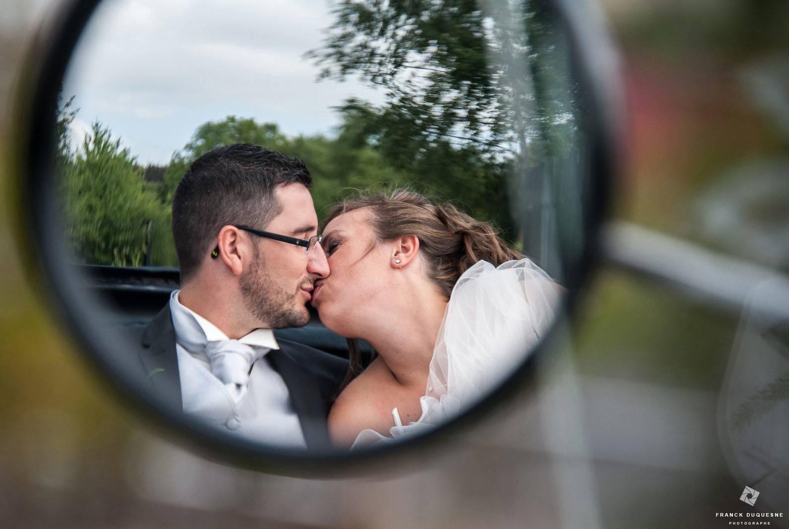 photos de mariés originale