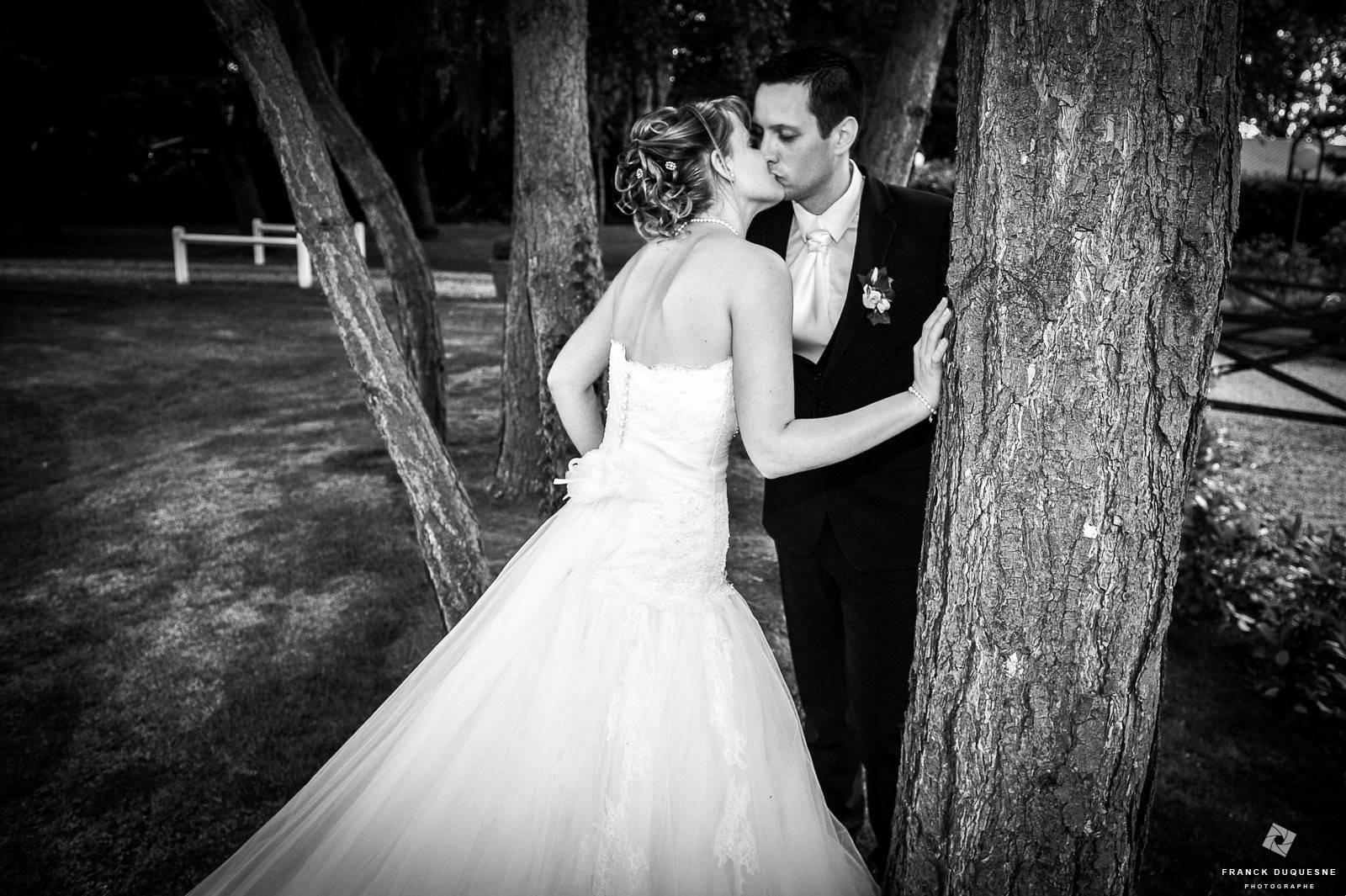 mariage au colombier à Wicres