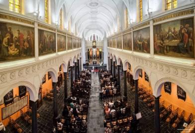 Mariage dans l'église de Loos