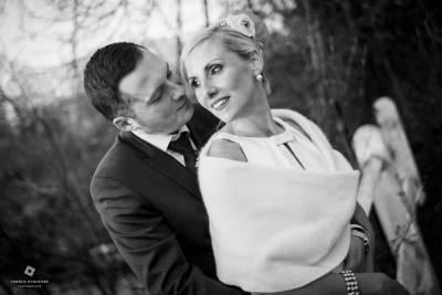 photo de couple au chateaux de Premesques