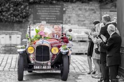 vielle voiture mairie d'Arras