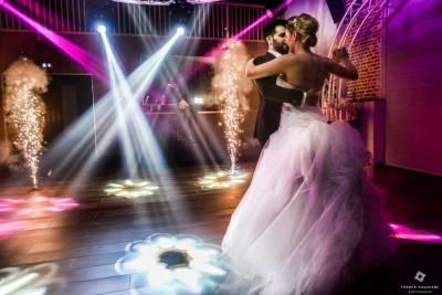 danse d'ouverture du bal Le Clos du Colombier