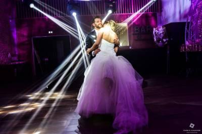 Danse des mariés au Clos du Colombier
