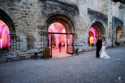Soiree de mariage abbaye de Vaucelles